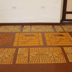 Casa de la Cultura, Duitama. Obra de Luz Angela Lizarazo. Fotografía de Banco de imágenes Universidad de los Andes.