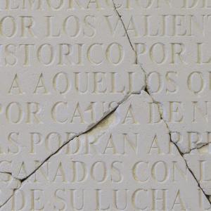 Casa de la Cultura, Duitama. Obra de Juan David Laserna. Fotografía de Banco de imágenes Universidad de los Andes.
