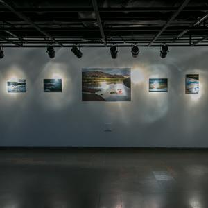 Museo del Agua EPM. Obra de Gabriel Posada. Fotografía de David Escobar Parra.
